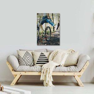 Doğal Ağaç 60x40 cm Masif Tablo