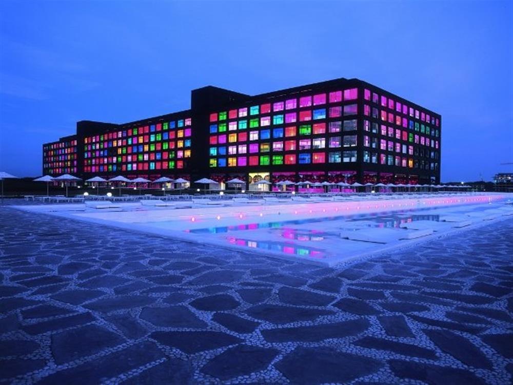 Avrupa'nın en iyi tasarım oteli