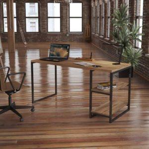 Kızılcık Çalışma Masası 150 cm