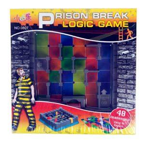 Çocuklar İçin Eğitici Prison Break Game