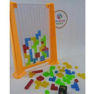 Çocuklar İçin Eğitici Tetris Magic Oyunu