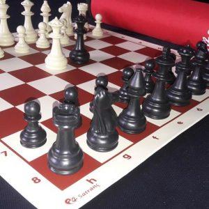 Staunton Satranç Takımı Şah 90mm