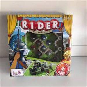 Çocuklar İçin Eğitici Rider Cesur Şovalye Oyunu