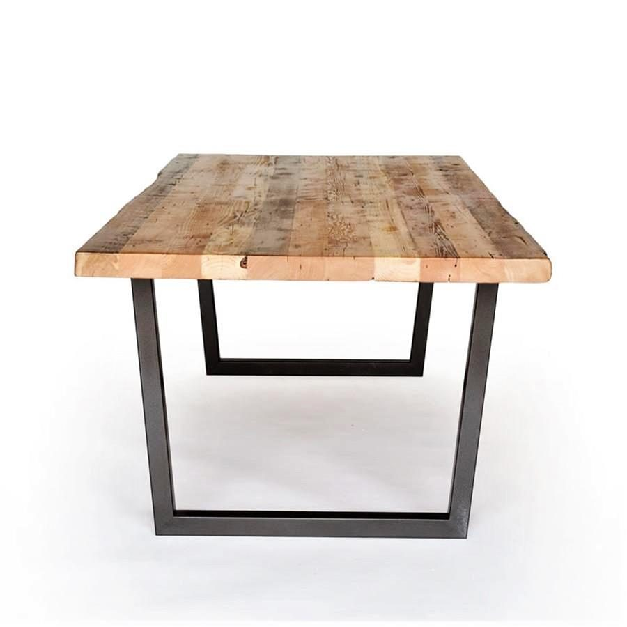 Masif Ahşap Yemek Masası 200cm x 80cm