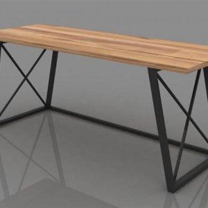 Pendula Çalışma Masası 180 cm