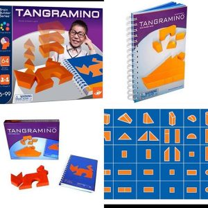 Eğitici Tangramino Denge Oyun