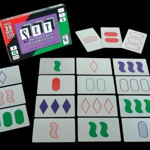 Çocuklar İçin Eğitici SET Oyunu