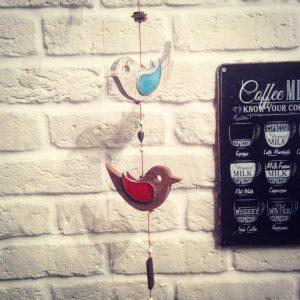 Tahta Kuşlar | İkili