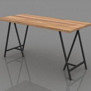 Mazı Çalışma Masası 180 cm