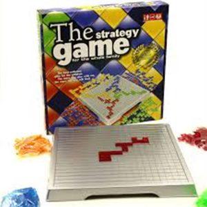 Çocuklar İçin Eğitici Strateji Oyunu