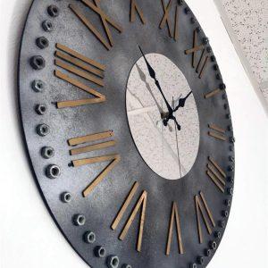 Aynalı Barok Duvar Saati