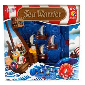 Çocuklar İçin Eğitici Vikings Sea Warrior Oyunu