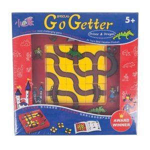 Çocuklar İçin Eğitici Go Getter Yolu Göster Oyunu