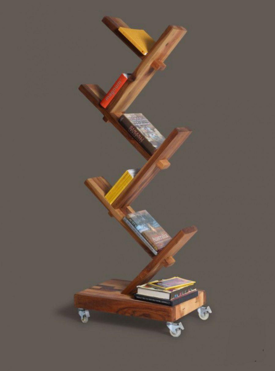 Özel Tasarım Kitaplik