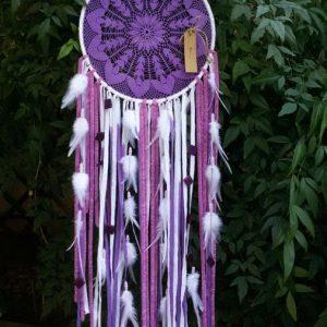 Bohem Tarz Purpledream Duvar Süsü