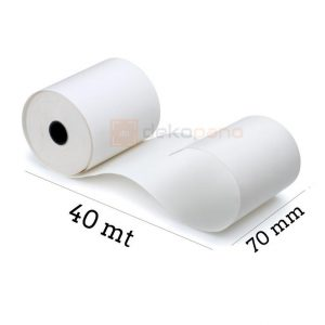 40x58 Rulo Terazi Etiketi Market Etiketi 1 Adet 500 Sarım