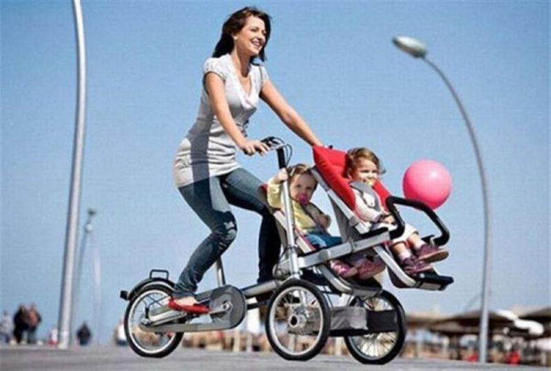 Bebek Arabasında Kolaylık