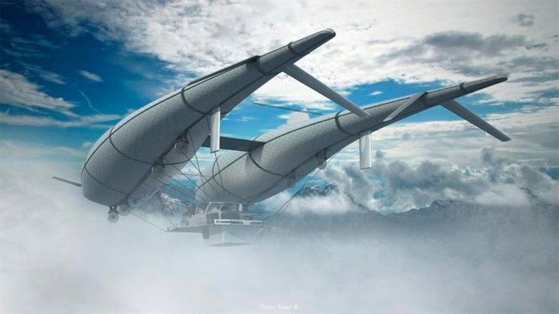 İlginç Hava Aracı Tasarımları