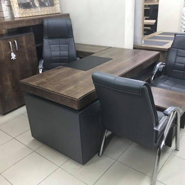 Çağrı Makam Takımı - Ofis Mobilyaları