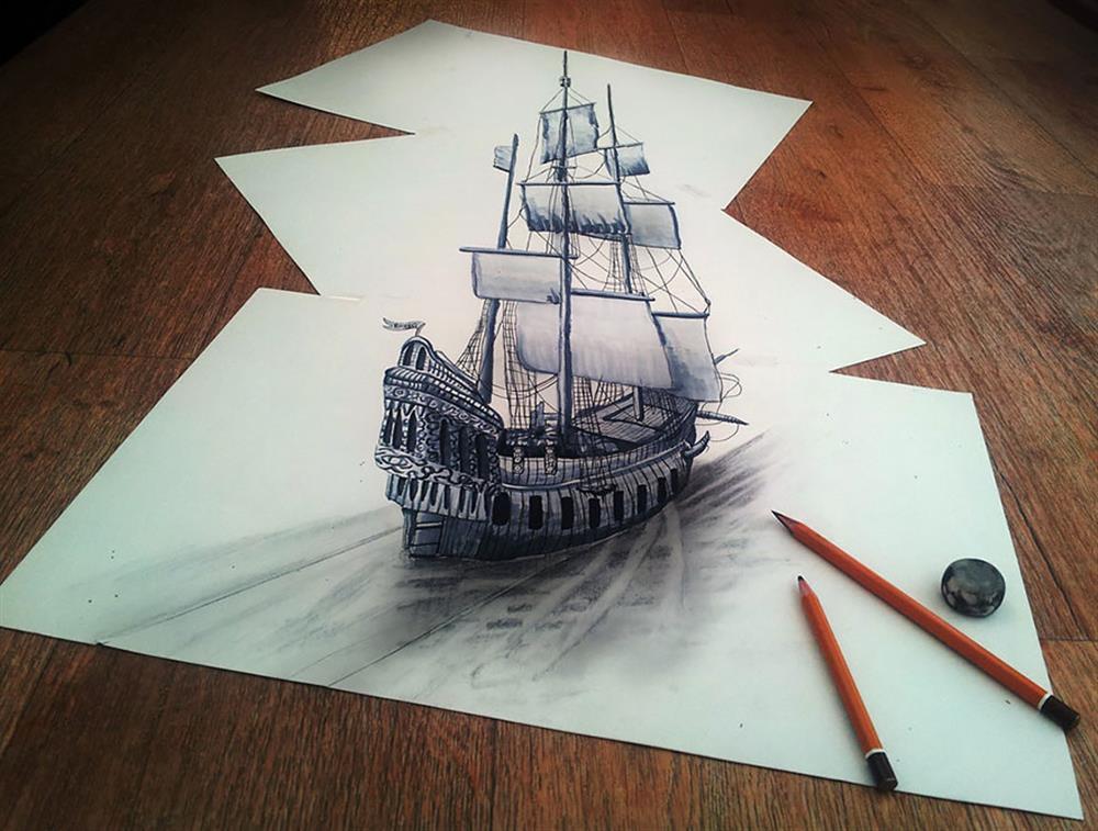 3 Boyutlu Çizimler (3D)