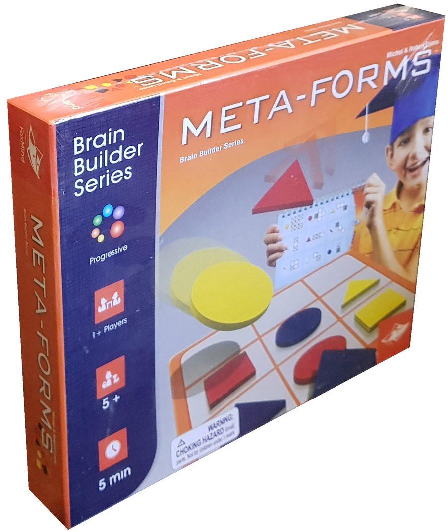 Eğitici Meta Forms Denge Oyunu